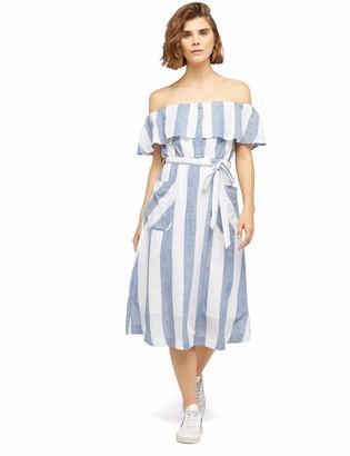 Find. Women's Stripe Bardot Dress
