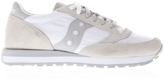 Saucony White/ivory Suede Originals Jazz Sneakers