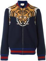 Gucci tiger jacket - men - Wool - S