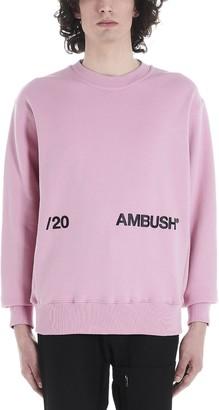 Ambush Logo Crewneck Sweatshirt