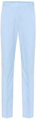 Gabriela Hearst Isabel mid-rise slim corduroy pants