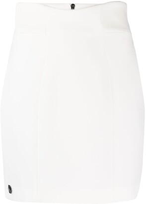 Philipp Plein High-Waisted Skirt