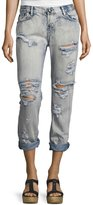 One Teaspoon Awesome Baggies Jeans, Light Blue Fiasco