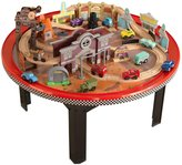 Kid Kraft Disney CARS Cadillac Range Train Set and Table