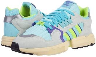 adidas ZX Torsion (White/Raw White/Easy Yellow) Men's Shoes