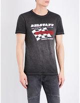 Belstaff Calverley Logo-print Pure-cotton T-shirt