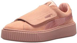 Puma Women's Platform Strap Satin En Pointe Wn Sneaker