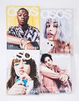 Asos MAGAZINE Spring Issue featuring Maisie Williams + Cole Sprouse + J Hus + Jorja Smith