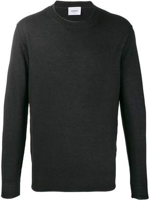 Dondup relaxed-fit crew neck jumper