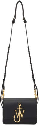 J.W.Anderson Black Anchor Logo Bag