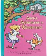 Simon & Schuster Alice's Adventures in Wonderland Pop-Up Book