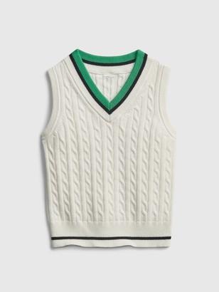 Gap Toddler Sweater Vest