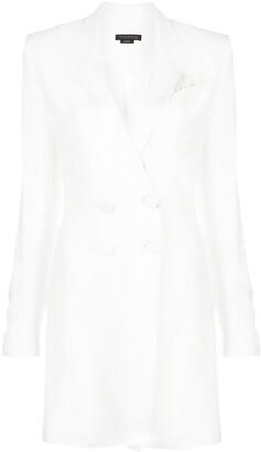 Kiki de Montparnasse Tuxedo Blazer Dress
