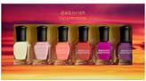 Deborah Lippmann Gel Lab Pro Color Sunrise, Sunset (6 x 8ml)