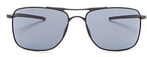Oakley Men's Guage 8 Square Sunglasses, 65mm