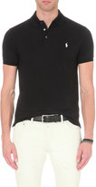 Polo Ralph Lauren Slim-fit stretch-cotton polo shirt
