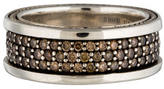 David Yurman Streamline Three-Row Band Ring