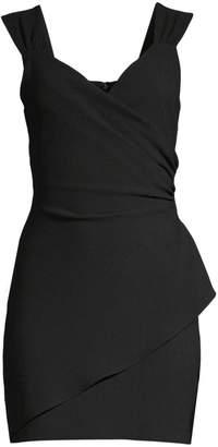 Black Halo Talia Mini Dress