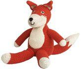 Anne Claire Hand-Crocheted Organic Cotton Fox