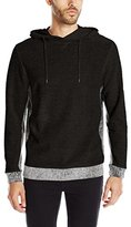 Calvin Klein Jeans Men's Terry Color Block Sweater