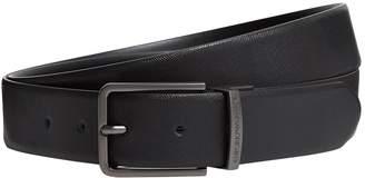 Giorgio Armani Reversible Leather Belt
