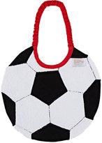 Zigozago Soccer Ball Bib-BLACK, WHITE