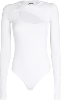 Alix Summit Cut-Out Bodysuit
