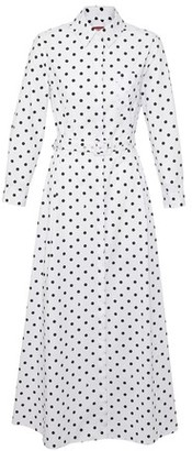 STAUD Daisy shirt dress