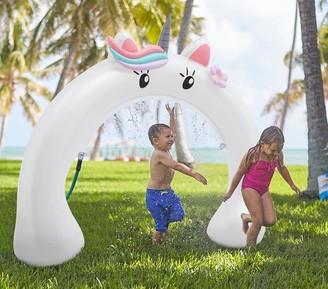 Pottery Barn Kids Inflatable Unicorn Arch Sprinkler
