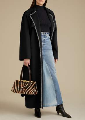 KHAITE The Meegan Trench in Black