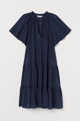 H&M Cotton-blend Tunic