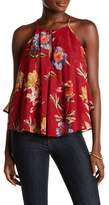 Lucky Brand Phil Floral Tank