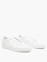 Common Projects White Leather Basketball Sneakers
