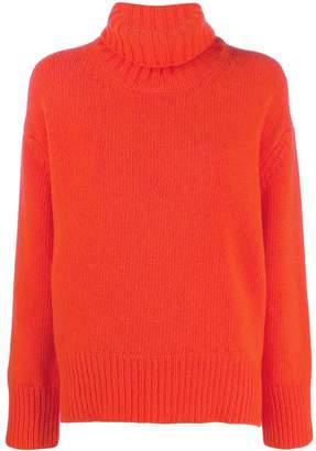 Woolrich turtleneck jumper
