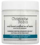 Christophe Robin Cleansing Purifying Scrub with Sea Salt/2.7 oz