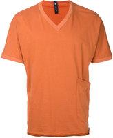 Factotum v-neck pocket T-shirt - men - Cotton - 44