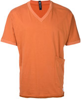 Factotum v-neck pocket T-shirt