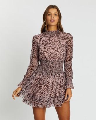 Atmos & Here McKenzie Tiered Dress