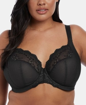 Elomi Full Figure Charley Stretch Lace Bra EL4382, Online Only