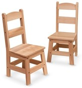 Melissa & Doug Toddler Wooden Chairs
