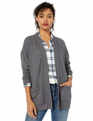 Lucky Brand Women's Harlan Cloud Jersey Cardigan Sweater
