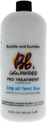Bumble and Bumble 33.8Oz Color Minded Pro Treatment