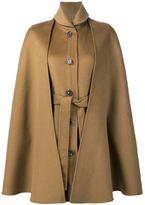 Rosetta Getty belted cape jacket