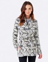 Forever New Marni Wrap Coat