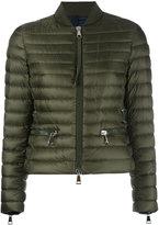 Moncler Blen padded jacket - women - Feather Down/Polyamide/Polyester - 3