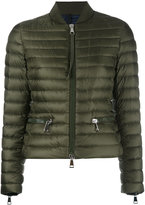 Moncler Blen padded jacket - women - Feather Down/Polyamide/Polyester - 5