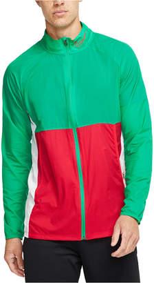Nike Men Academy Colorblocked Soccer Jacket