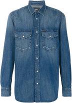 Diesel denim shirt - men - Cotton - S