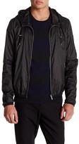 The Kooples Hooded Zip Jacket