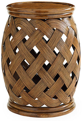 Tommy Bahama Hibiscus Round Side Table